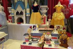 Disney Princess Party Birthday Party Ideas | Photo 23 of 25 | Catch My Party