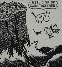Happy Moomin - The love is strong ♡