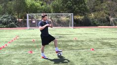 Soccer Drills - Top 5 Soccer Training Drills To Improve Fast [DRILLS - MEDIUM]