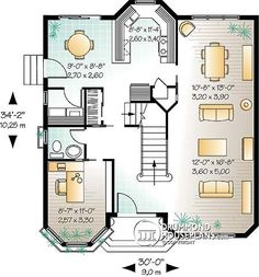 Casa plan W4776