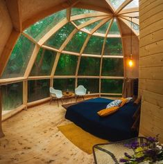 Natural Architecture, Geodesic Dome Homes, Dome House, Glamping, Outdoor Gear, Tiny House, Woodworking, Outdoor Furniture, Shelters