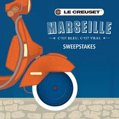 Enter the Marseille Sweepstakes to win cookware sets and more in our new true blue!