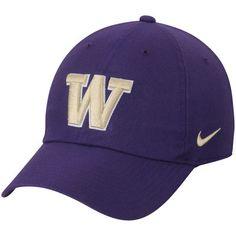 f60ae74a151 Washington Huskies Nike Heritage 86 Authentic Adjustable Performance Hat -  Purple University Of Washington