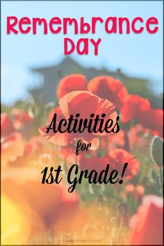 Remembrance Day in Grade We have this great little booklet we put together. The kids learn a bit about the significance of the poppy AND they practice their printing! Remembrance Day Poems, Remembrance Day Activities, Kids Writing, Writing Activities, Teaching Resources, Teaching Ideas, Free Activities For Kids, Worksheets For Kids, School Lessons