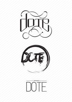 Dote - Bozza logo.