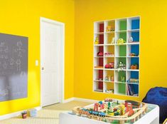 How to choose the Right Paint finish for interior walls.