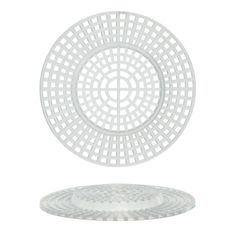 Bulk Buy: Darice DIY Crafts Plastic Canvas Shape Round with Raised Center 3 inches 10 pieces These mesh plastic canvas circles are 3 inches in diameter with a slightly raised inner circle measuring inches in diameter. 10 pieces per package. Plastic Canvas Ornaments, Plastic Canvas Crafts, Plastic Canvas Patterns, Plastic Playing Cards, Plastic Card, Online Craft Store, Craft Stores, Playing Card Holder, Plastic Mesh