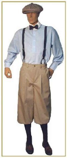 suspenders & + fours