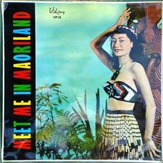 Meet Me in Maoriland - Various Artists. 1960