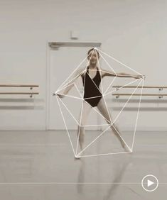 ballet rotoscope, sato's experimentation with 'new representations of human beings