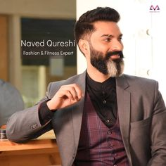 . K N O W  Y O U R  E X P E R T : . . Naved Qureshi Fashion, Fitness & Lifestyle Expert COURSE: Master the Art of Styling & Grooming For Men in 30 Days . . A Fashion, Fitness, and Lifestyle blogger with over 60k followers on social media, Naved has personally helped 1000+ men to style, dress, or choose better in order to become more confident versions of themselves. . . He has worked with some of the biggest names and brands in the fashion industry for over a decade and specializes in… Male Grooming, Industrial Style, Confident, Names, Social Media, Lifestyle, Fitness, Dress, Vestidos