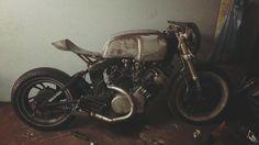 Nomad garage Yamaha