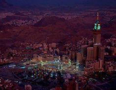 Kaaba , Saudi Arabia