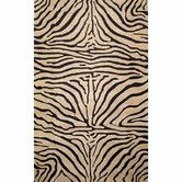 Found it at Wayfair - Seville Zebra Neutral Rug