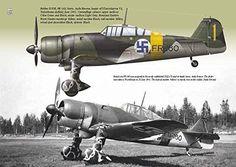 "retrowar: "" Finnish Fighter Colours 1939-1945 :: http://amzn.to/1VQW9na """