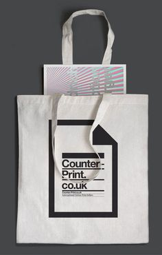 d8ad313e8ab5 Saved by Konstantina Yiannakopoulou (kappagoes) on Designspiration Discover  more Typography Counter Print Bag inspiration.