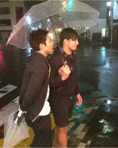 なんでわざわざ相合い傘