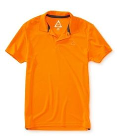 92962307f5 Aeropostale Mens Athletic Logo Rugby Polo Shirt