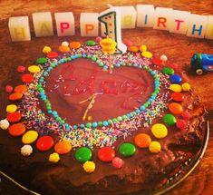 Leckere Kuchen für Babys Geburtstag