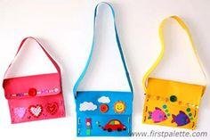 Craft Foam Bag craft