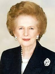 Margaret Thatcher PM
