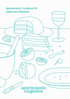 apartamento magazine cookbook #apartamento