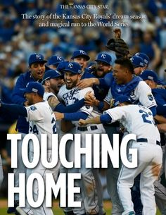KC Star 2014 Royals book $19.95