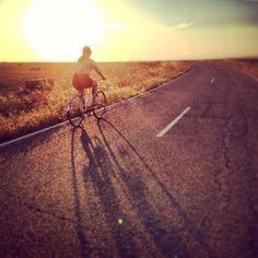 Las bicicletas son para el verano...¿o no?