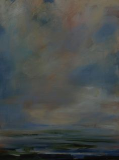 """Ritva Porter, """"Moonrise"""" 30x40   Gregg Irby Gallery"""