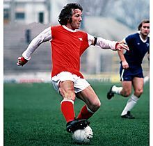 Arsenal 70s Long Sleeve Shirt