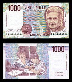 29a7c64b1f Maria Montessori - Wikipedia, the free encyclopedia Lira Italiana, Maria  Montessori, Educazione Montessori