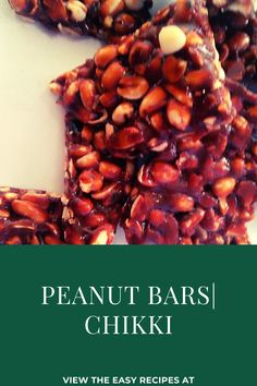Peanut chikki is a winter delight extremly easy made with just two ingredient jaggery and roasted peanuts pure vegan and healthy option for all the sweet cravings