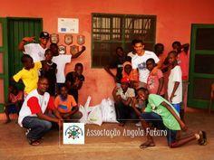 Grupo de jovens (todos com menos de 24 anos) criam associação de ajuda humanitária e fazem toda a diferença http://angorussia.com/?p=20849
