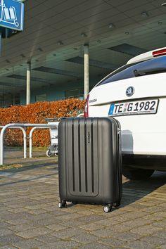 Die Koffer der brandneuen Marke SECURO - Exklusiv nur bei Koffermarkt