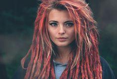 beautiful dreadlock hairstyles - Google Search