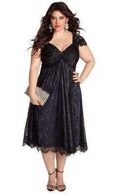 IGIGI Plus Size Rachelle Lace Dress in Onyx 14/16 IGIGI,http://www.amazon.com/dp/B00CWWIP4M/ref=cm_sw_r_pi_dp_emwFsb05YRPX36T0