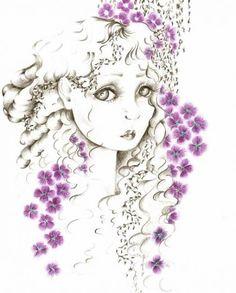 70+ Trendy Drawing Of Girls Fantasy #drawing