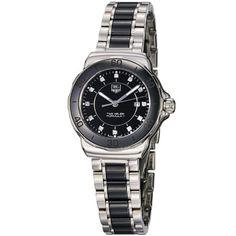 Les femmes seront aussi conquise par les modèles Tag Heuer. // www.leasyluxe.com #ladystyle #watch #leasyluxe