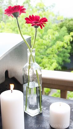 Outdoor Entertaining Tips an Engagement and a Giveaway!!!
