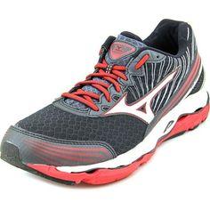 Mizuno Wave Paradox 2 Men US 11.5 Black Sneakers