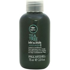 Paul Mitchell Tea Tree Hair and Body 2.5-ounce Moisturizer ($6.99) ❤ liked on Polyvore featuring beauty products, haircare, paul mitchell hair care, leave in conditioner and paul mitchell