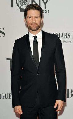 Matthew Morrison at the 2012 Tony Awards @Glee The Music @TheTonyAwards