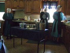 Amish Kitchen~ Sarah's Country Kitchen ~