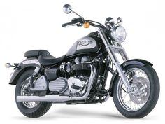 2002 Triumph Bonneville America
