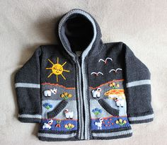 Winter Cardigans - Pululi Baby Love