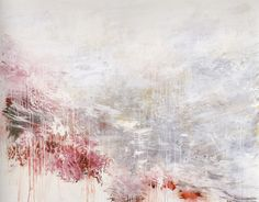 Cy Twombly/Hero and Leander (To Christopher Marlowe, Rome), 1985