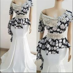 30 colourful pictures of the latest aso-ebi styles 2018 seen over the weekend - - 30 Colourful Pictures of the Latest Aso-Ebi styles 2019 Seen Over the Weekend - photo African Lace Dresses, Latest African Fashion Dresses, African Print Fashion, African Wedding Attire, African Attire, African Wear, Africa Dress, African Traditional Dresses, Aso Ebi Styles