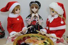 Smart Doll Mirai Suenaga and Kizuna Yumeno by dears_ippan