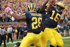 Michigan takes on Virginia Tech on January 3rd in the Sugar Bowl in New Orleans, LA.