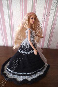 tuto gratuit barbie : robe de princesse Nyxa